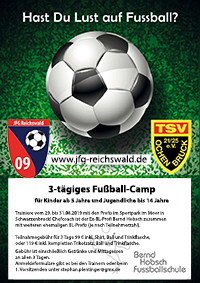 Fussball Camp